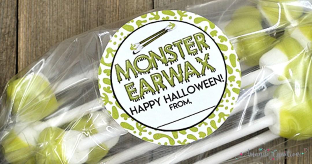 monster earwax