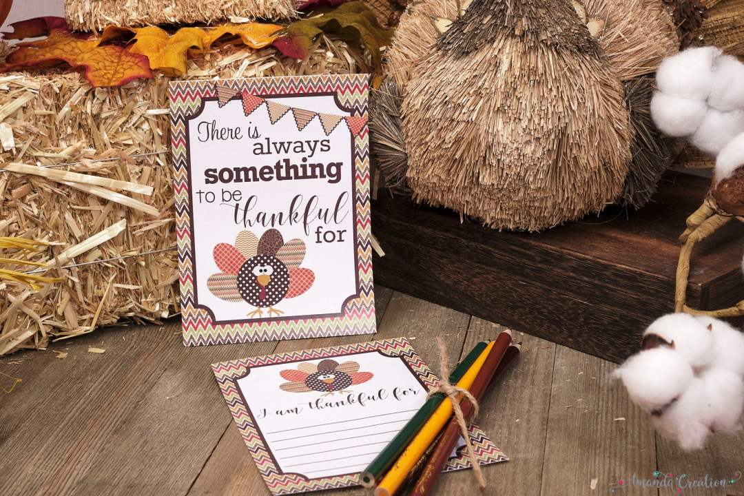 thanksgiving thankful for cards