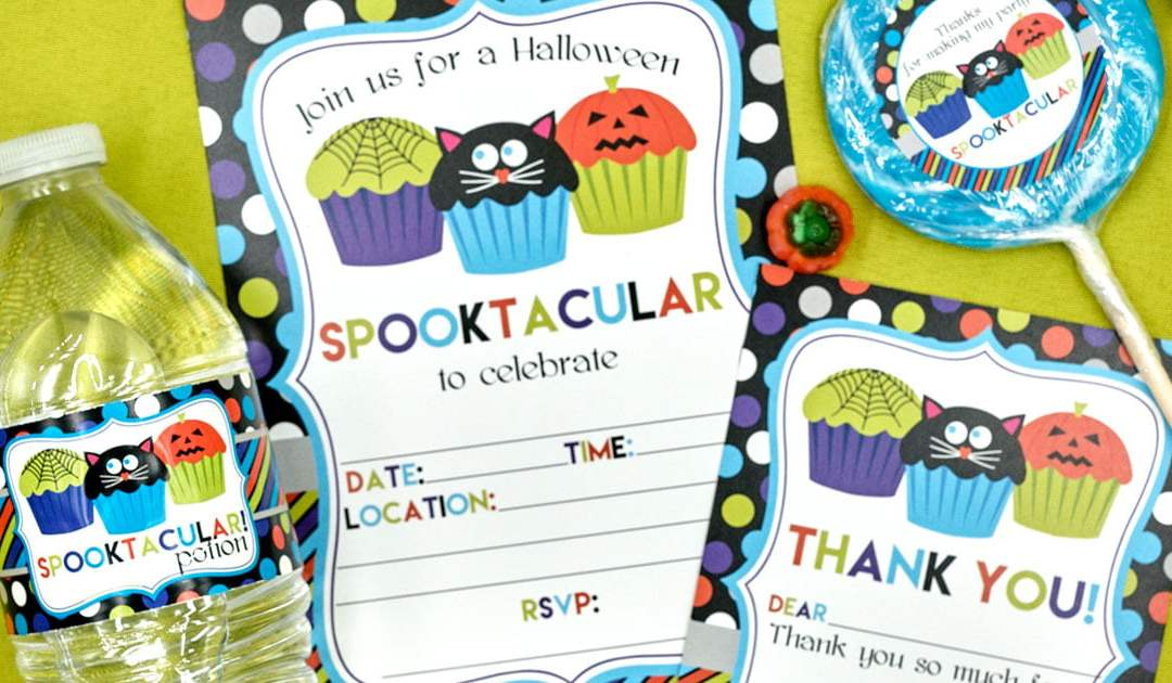 Ghoulishly Great Halloween Party Supplies
