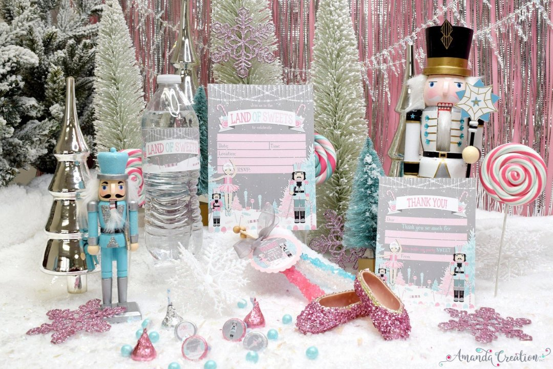 Land of Sweets Party Set