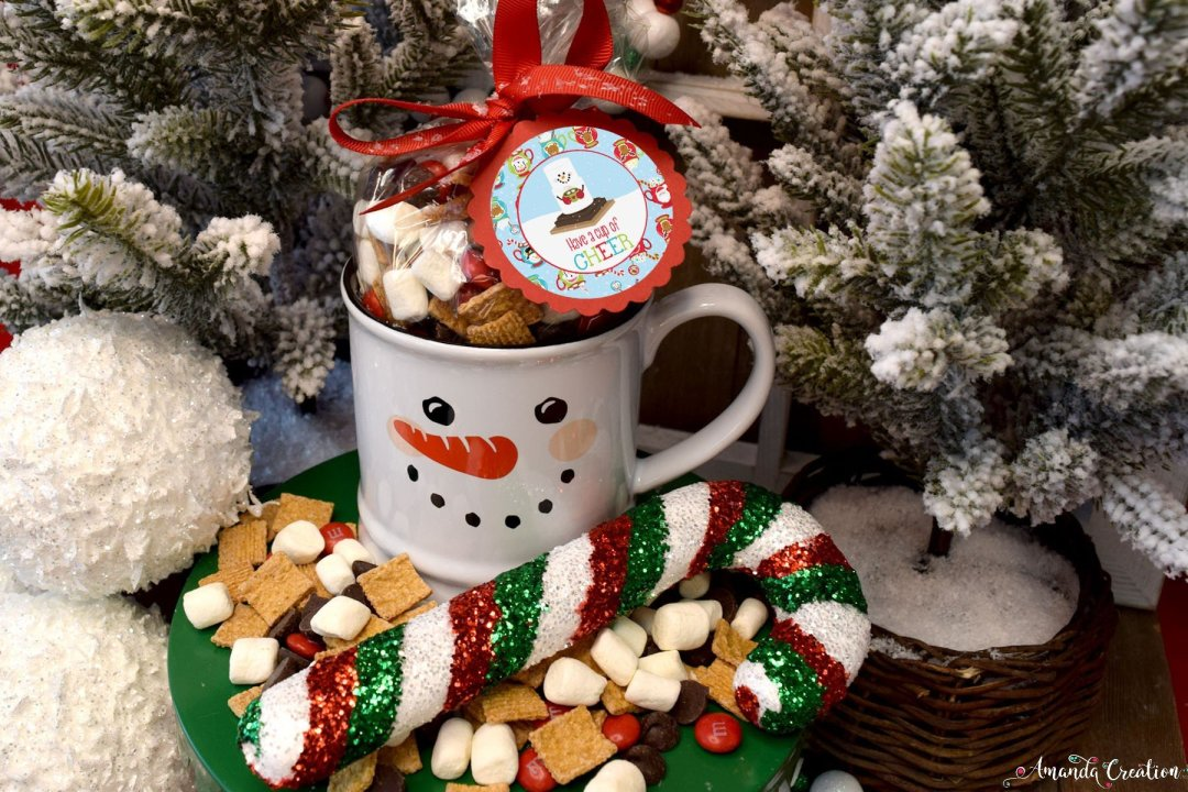 cup of cheer sticker