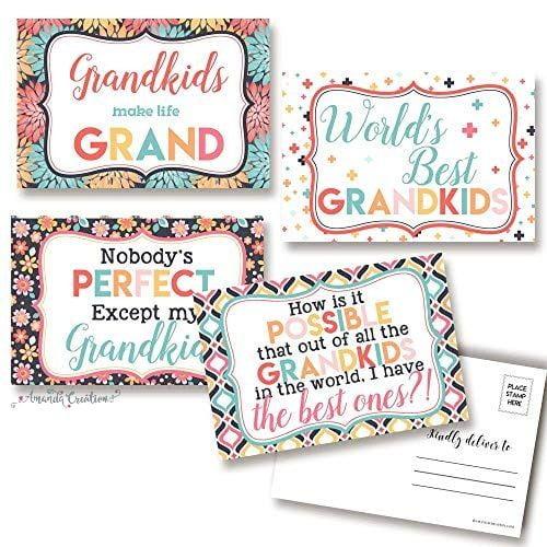 Postcards for Grandkids