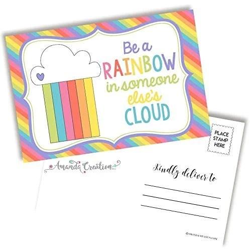Encouragement Postcards