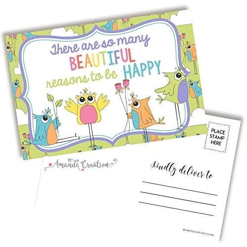 Encouragement Postcard