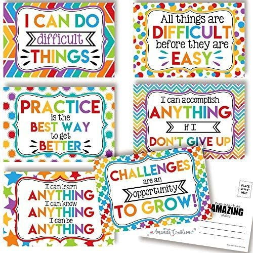 Encouragement Postcards