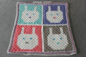 Bunny Graphgan Pattern