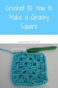 How to Make a Granny Square