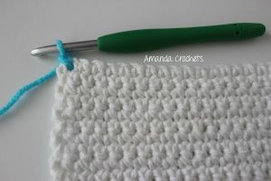 how to make the crab stitch
