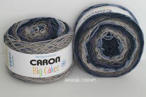 Caron Big Cakes, Cupcakes, Tea Cakes, Oh My! - Amanda Crochets