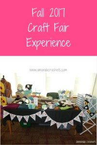 Fall 2017 Craft Fair Experience