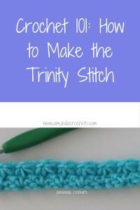 How to Make the Trinity Stitch