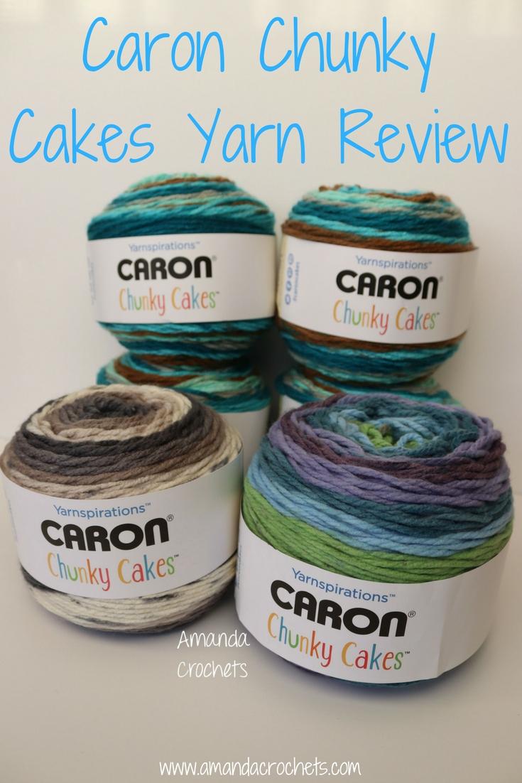 caron chunky cakes