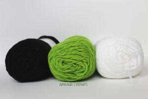 Walmart Mainstays Yarn Review - Amanda Crochets