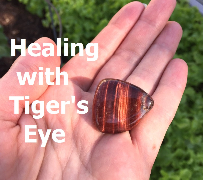 Healing with Tigers Eye Meditation