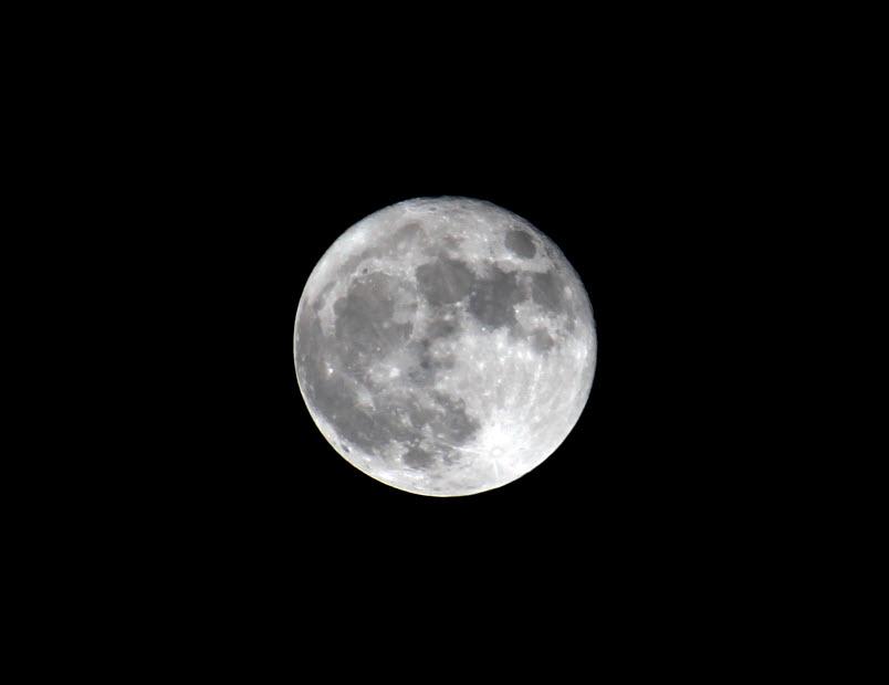 Full Moon Photograph by Amanda Gatlin