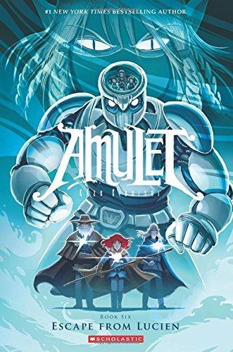 Amulet: Escape from Lucien by Kazu Kibuishi