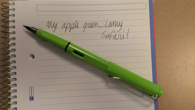 My Lamy Safari