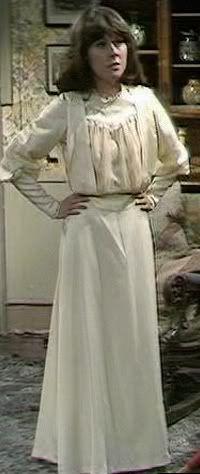 Sarah Jane's dress in Pyramids of Mars