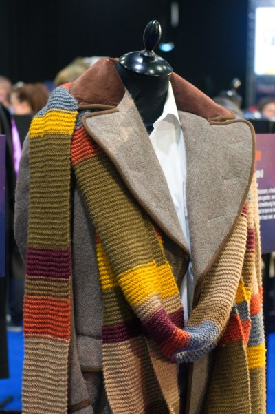 4th Doctor Costume - Tom Baker by Gareth Milner