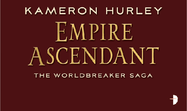 Empire Ascendant by Kameron Hurley ARC cover featuredimg