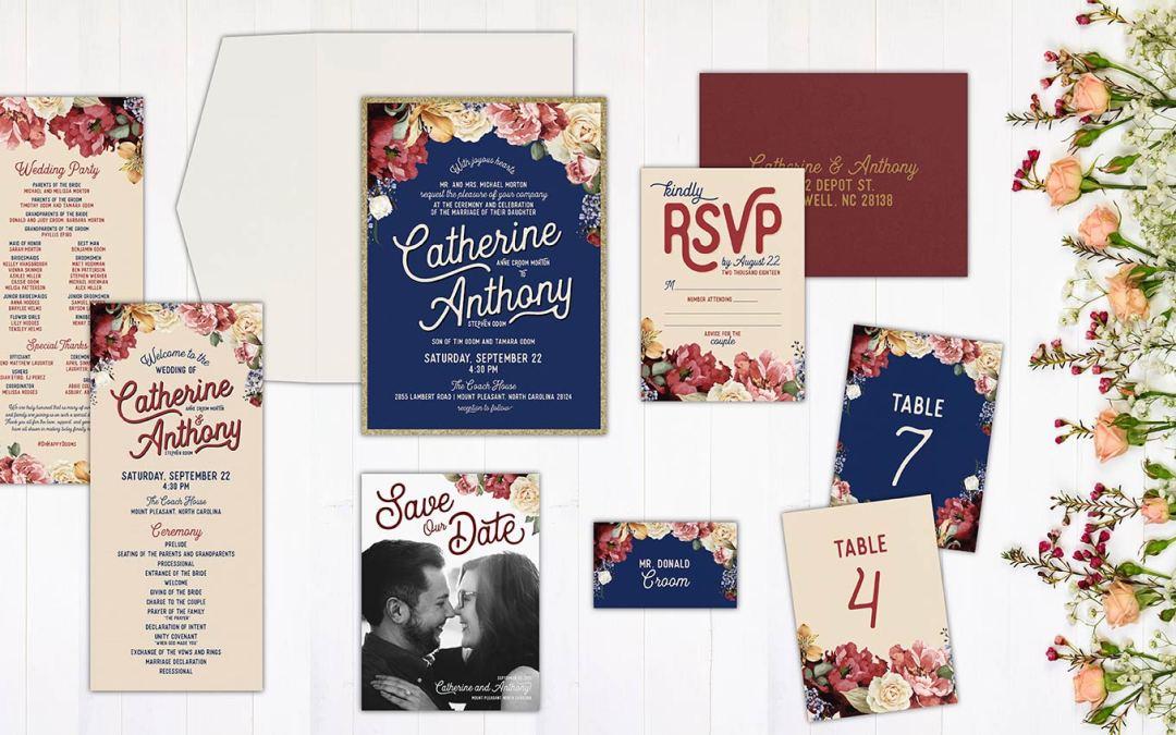 Catherine & Anthony's Paper Union