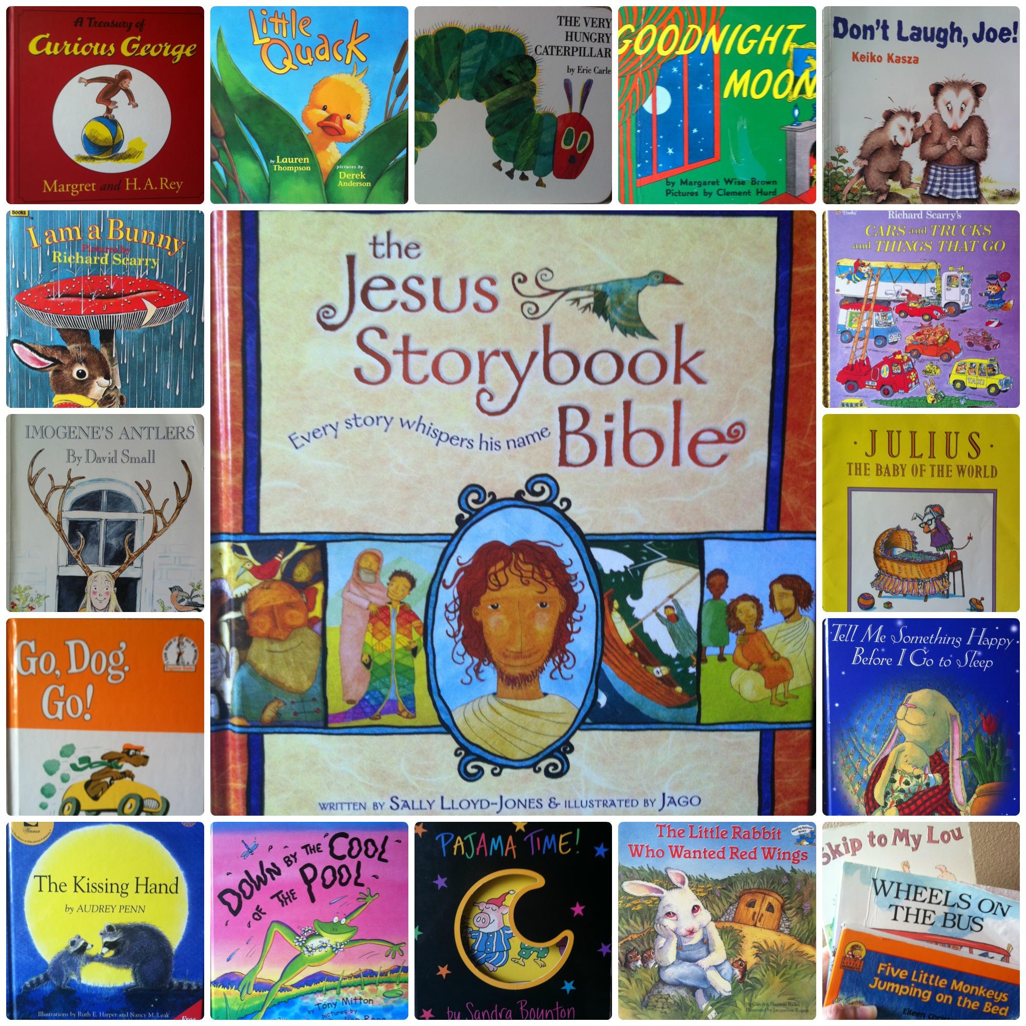 Books For Kids Family Favorites