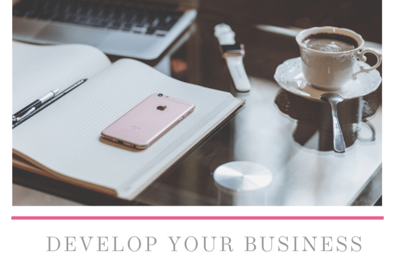 AmandaMarieBiz- Develop your business