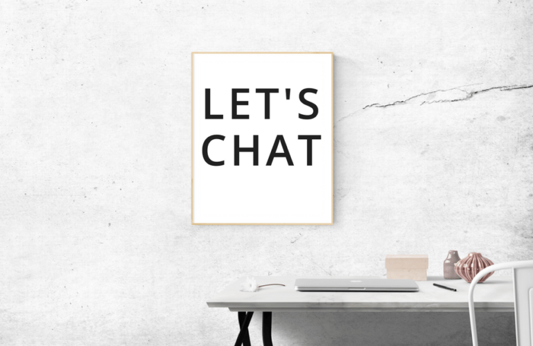 AmandaMarieBiz | Let's Chat!