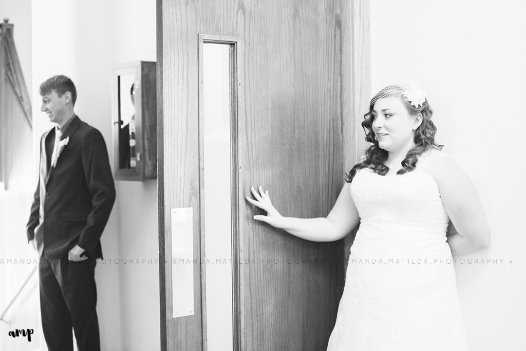 First Look | Grand Junction Wedding Photographer
