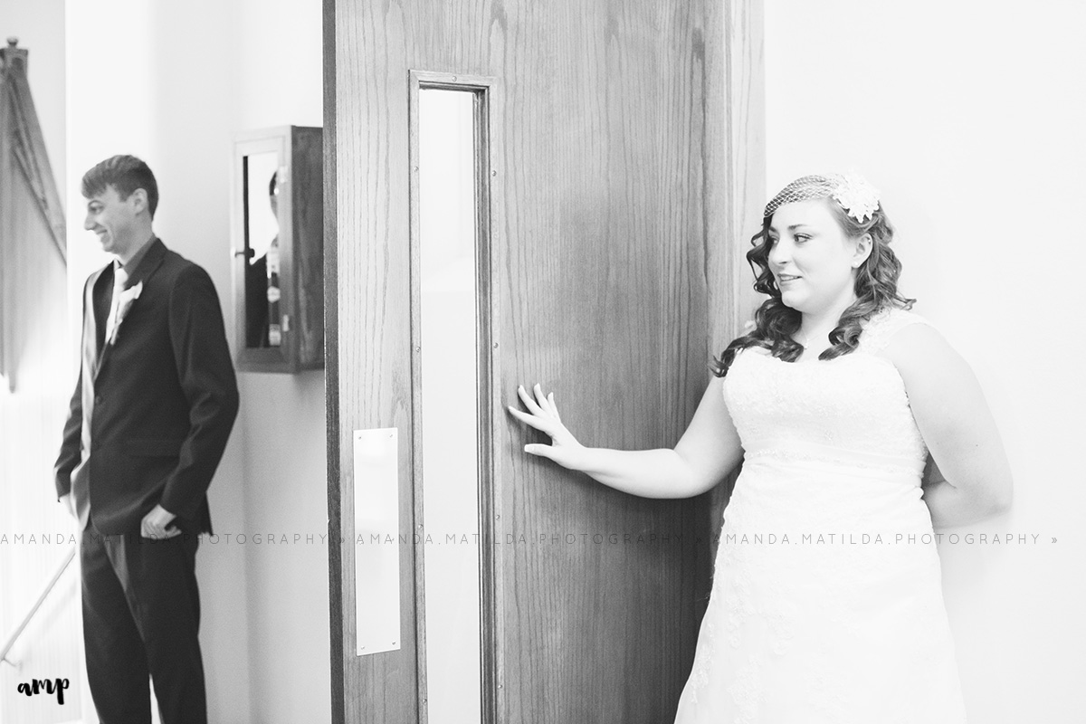 First Look | Grand Junction Wedding Photographer