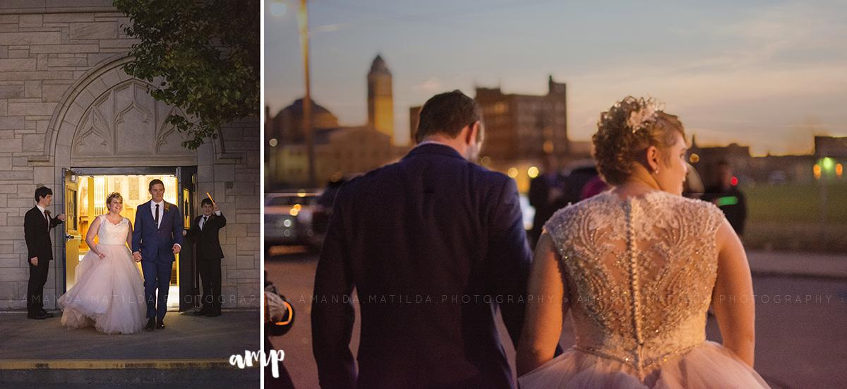 autumn wedding | Grand Junction Colorado wedding photographer