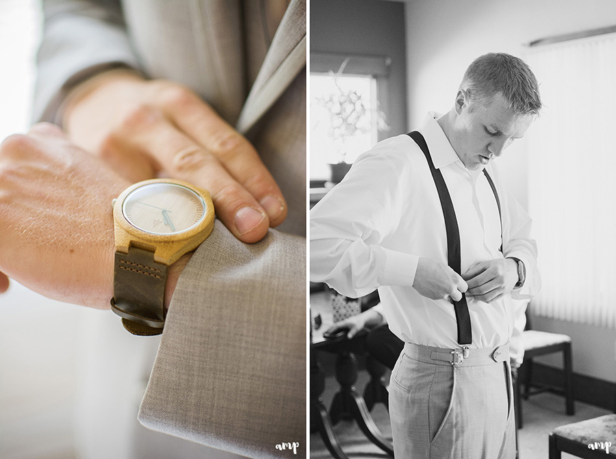 Getting Ready| Palisade Winery Wedding Photographer