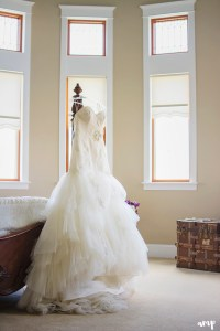wedding dress | Palisade wedding photographer