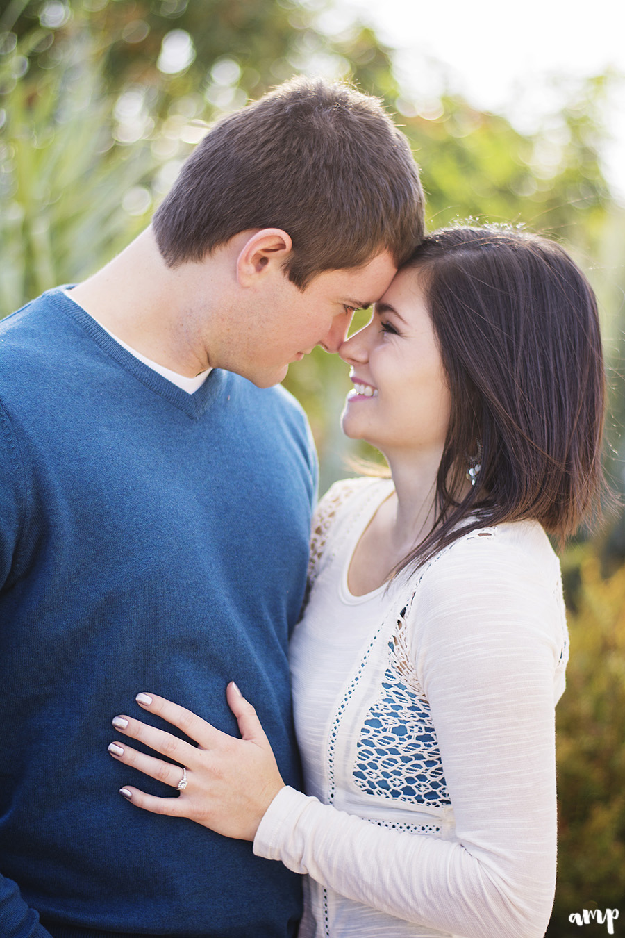 Intimate engagement photos   Grand Junction engagement photographer   amanda.matilda.photography