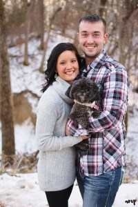 Winter Engagement Photos | Grand Junction Photographer amanda.matilda.photography