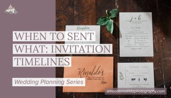 Wedding planning tips to simplify your life amandatilda invitation timelines grand junction weddings stopboris Images