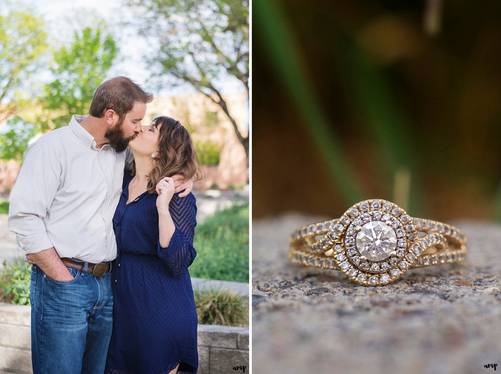 Engagement session in Downtown Grand Junction | amanda.matilda.photography