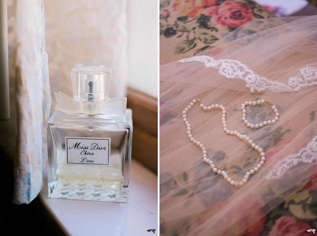 Bridal detail photos
