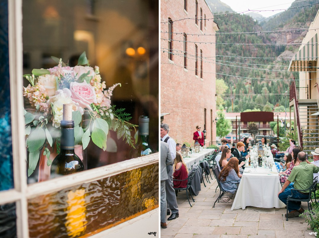 Ouray Wedding at the Amphitheater and Beaumont Hotel | amanda.matilda.photography
