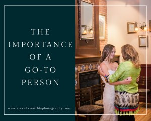 The Importance of a Go-To Person | Wedding Planning Reminders | amanda.matilda.photography