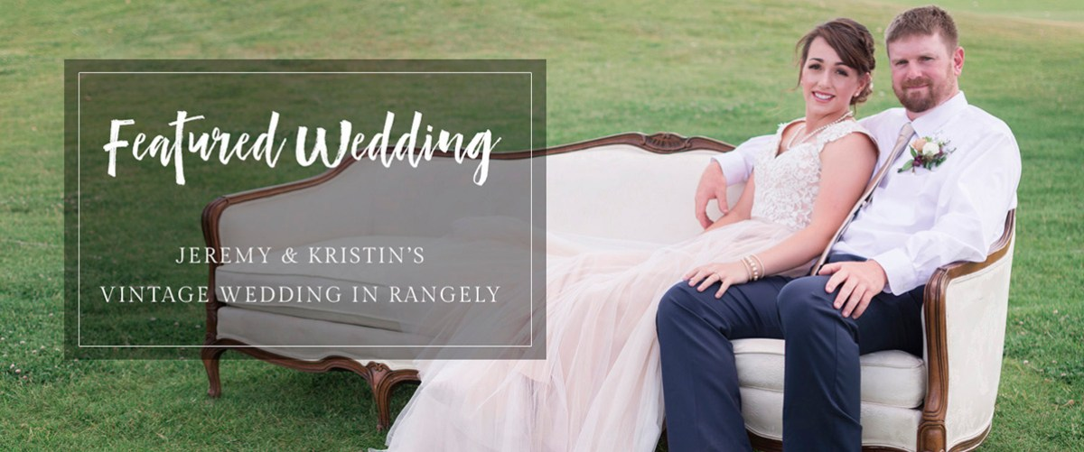 Vintage Wedding in Rangely | amanda.matilda.photography