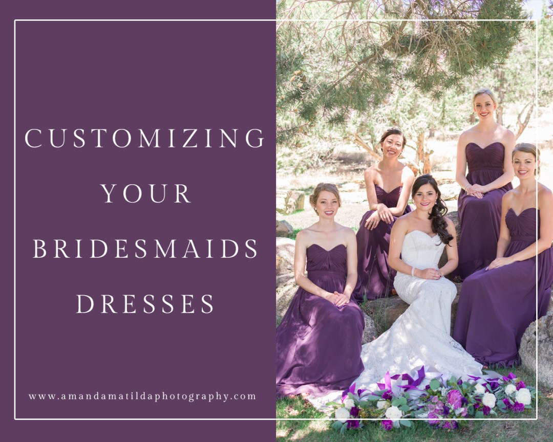 Trends in Bridesmaids Dresses | amanda.matilda.photography