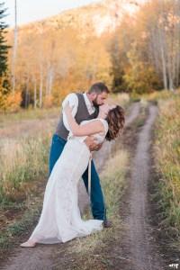 Fall Wedding at Powderhorn Ski Resort | amanda.matilda.photography