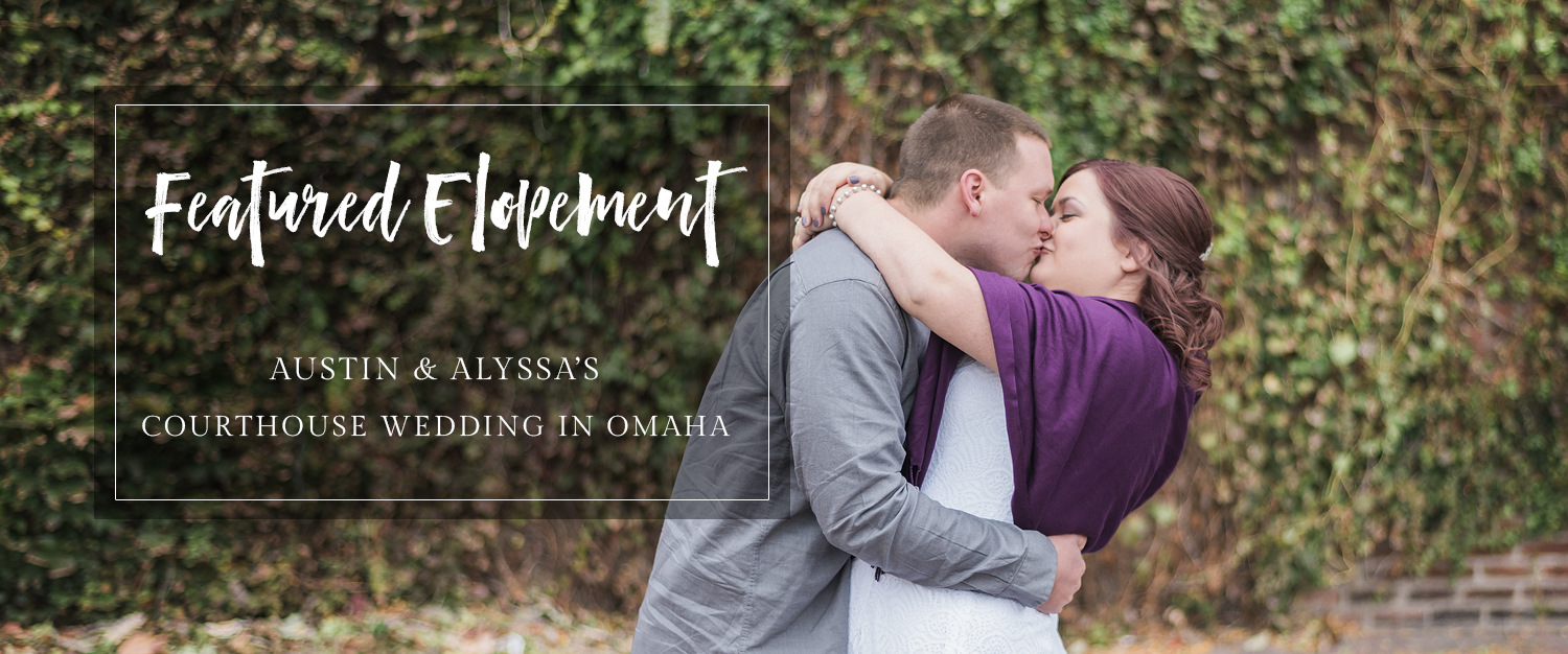 Courthouse Wedding in Omaha