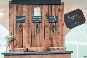 Wedding Reception Bar Ideas | Craft Beer Bar
