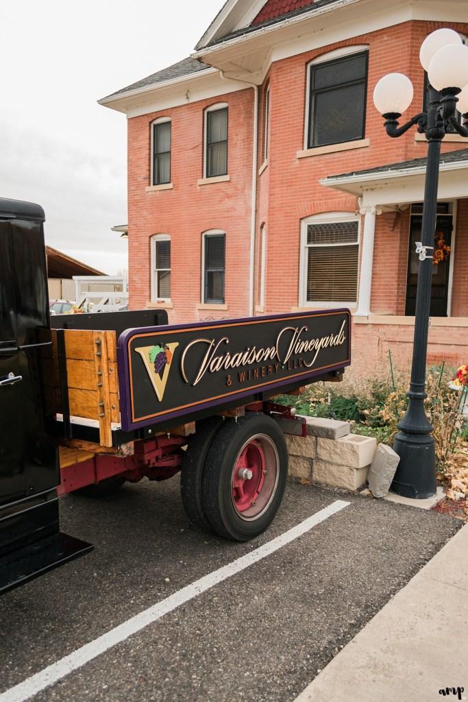 Varaison Vineyards | Western Slope Wedding Venues | amanda.matilda.photography