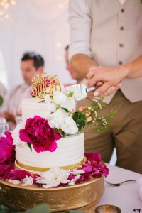 Colorful Weddings: Cakes