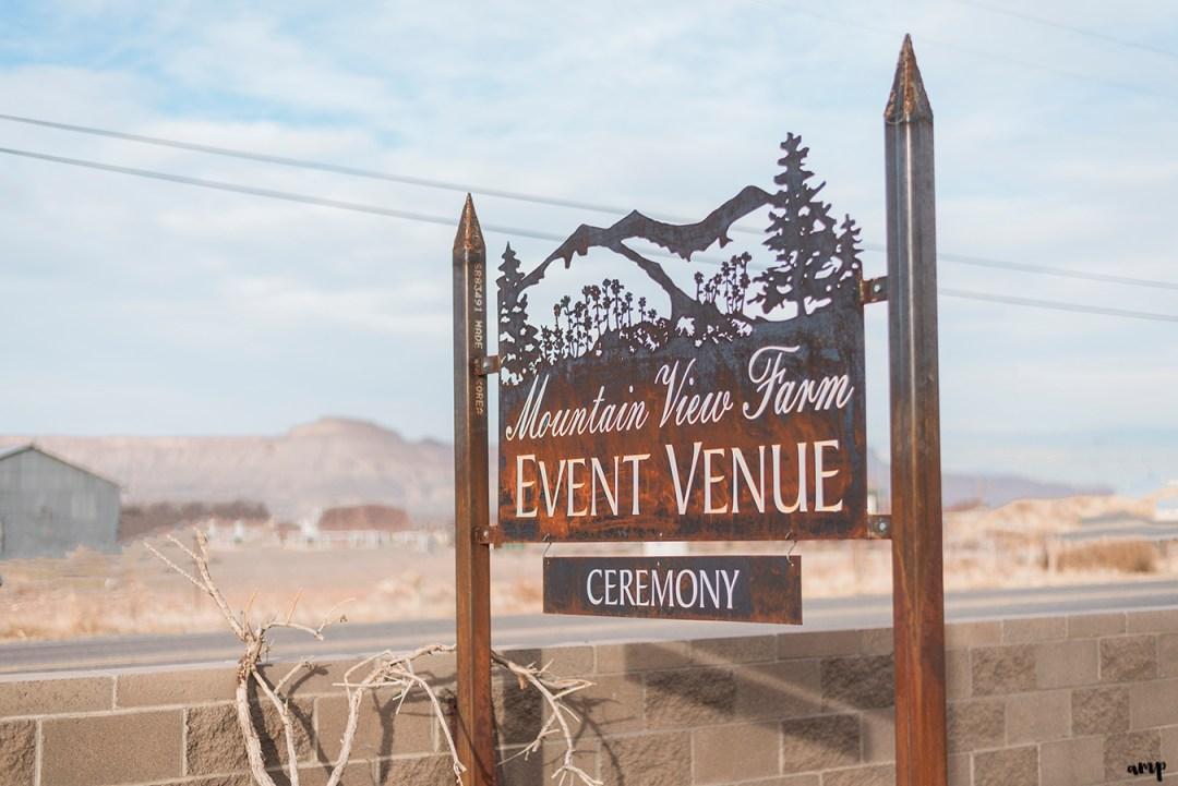 Mountain View Farm | Western Slope Wedding Venues with amanda.matilda.photography