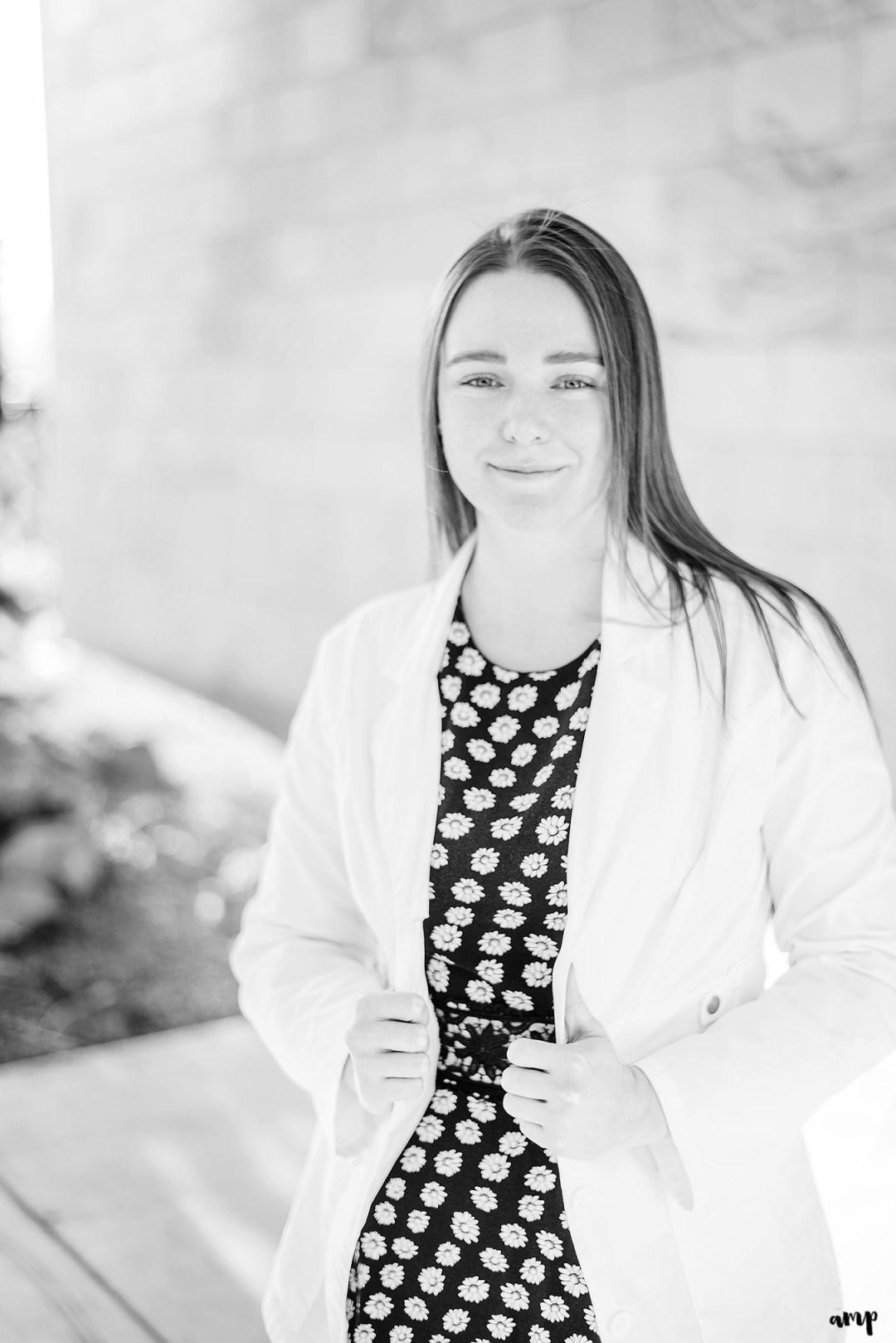 Sonny | Colorado Mesa University Nursing Graduate Senior Portraits | amanda.matilda.photography