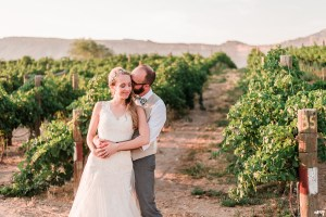 April & Bruce's Palisade Wedding in a Vineyard | amanda.matilda.photography